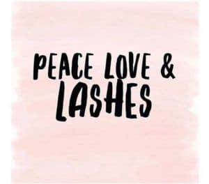 volume lash extensions salon tagline in Miami Beach, FL