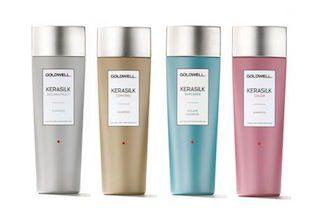 New Goldwell Kerasilk Premium Hair Care Coming Soon