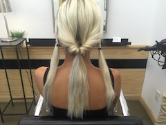 Best Hair Salon in Miami | Bridal Updo