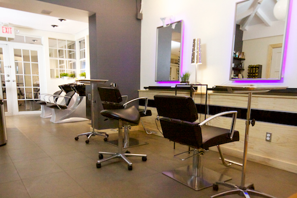 McAllister Spa Best Hair Salon Miami Beach