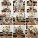 Miami Beach Salon Hair Updo
