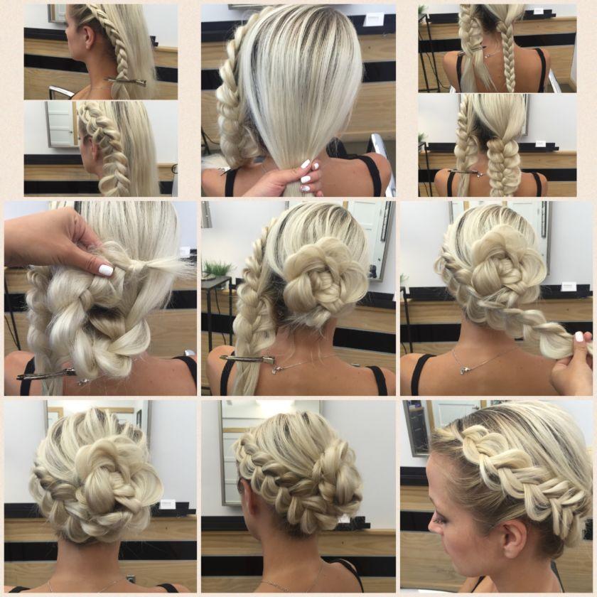 Miami Beach Salon Hair Updo