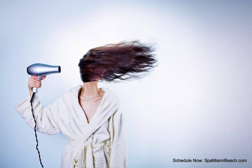 Control frizzy hair in florida