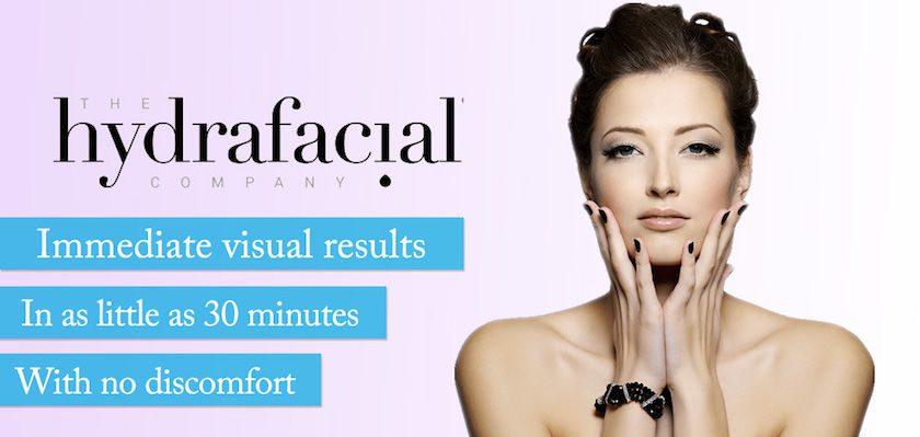 hydrafacial skincare