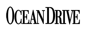 Ocean Drive Magazine Logo