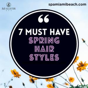 spring hair styles
